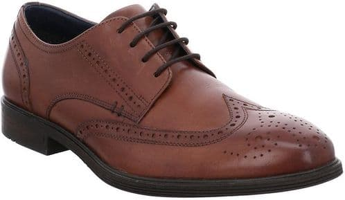 Josef Seibel Jonathan 05 Lace Mens Shoes Brown